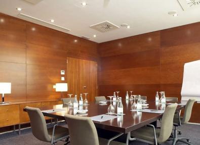 Sala de reuniones Hotel ciutat Lleida