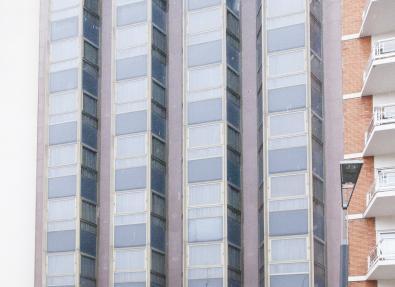 Fachada Hotel Los Bracos Logroño
