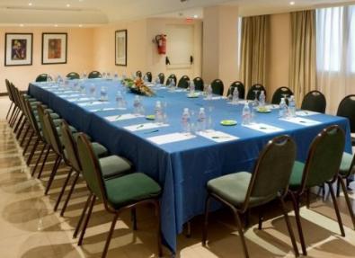 Sala de reuniones Hotel Los Bracos Logroño