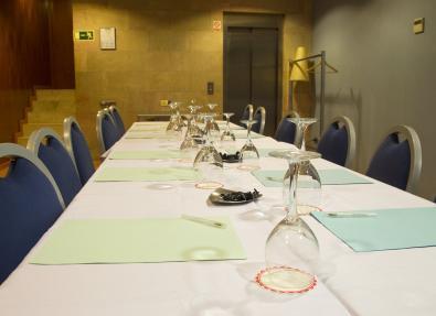 Sala de reuniones Hotel Viladomat Barcelona