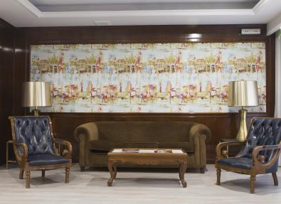 Hall Hotel Zaragoza Royal