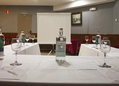 Sala de reuniones Hotel Zaragoza Royal