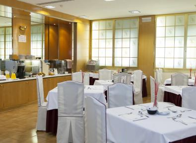 Comedor Hotel Zaragoza Royal